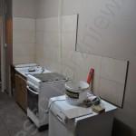 Pomalowane ściany i zafugowane płytki
